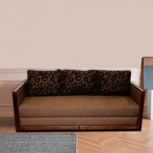 Диван сафари (safari) (ткань дюрандо темная №16) Модерн