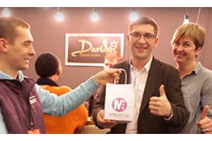 KiFF 2018, в гостях в компанії Давідос DAVIDOS