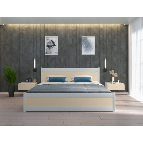 Ліжко Бордо Lunasvit