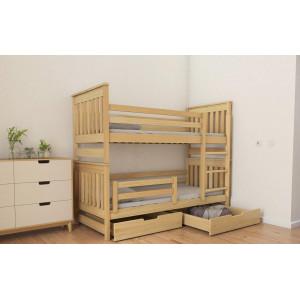 Ліжко двоярусне адель duo Lunasvit