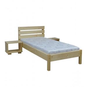 Кровать односпальная л-141 Скиф