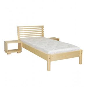 Кровать односпальная л-142 Скиф