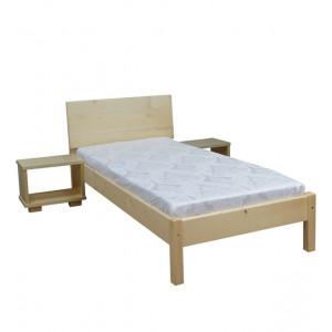 Кровать односпальная л-143 Скиф
