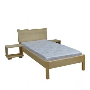 Кровать односпальная л-144 Скиф