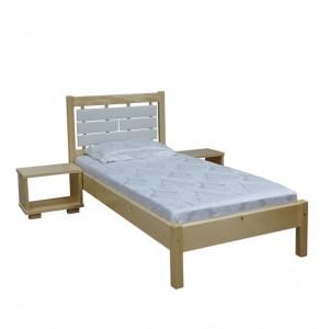 Кровать односпальная л-146 Скиф