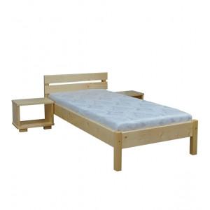 Кровать односпальная л-151 Скиф