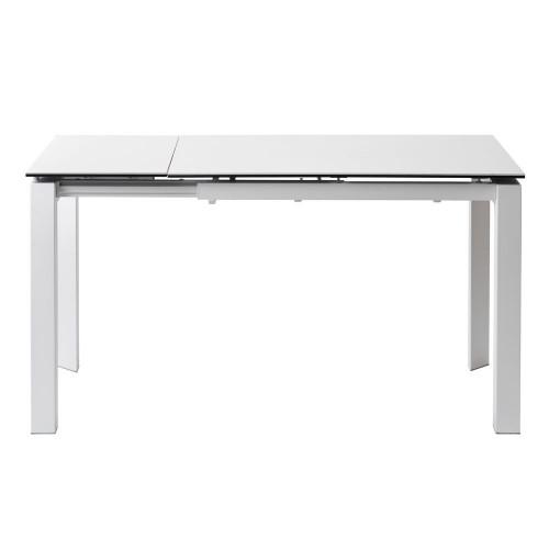 стіл обідній bright (брайт) pure white Concepto