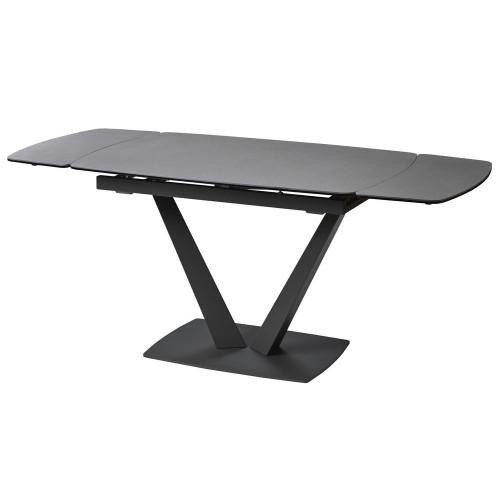 стіл обідній elvi (елві) pure grey Concepto