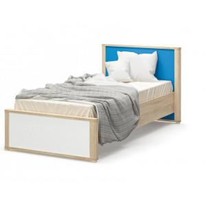 Кровать_900, детская модульная система лео Мебель Сервис