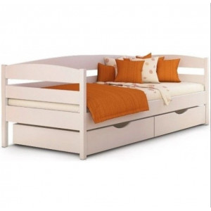 Ліжко Нота Плюс Естелла щит