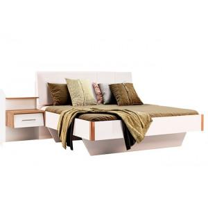 Приліжкові тумби приставні, спальня Нікі, NK-35-WB Міромарк