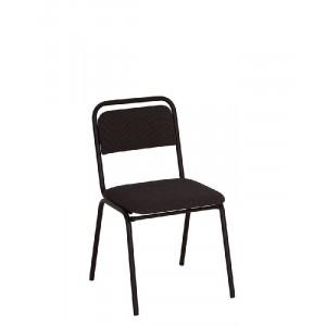 Кресло Visitor Black Новый стиль