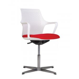 Кресло GEMINA white SWG CROSS Новый стиль