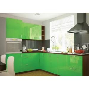 Кухня колор-микс, Кухня №22 (2х3 м) ВИП Мастер