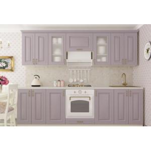 Кухня amore classic, Кухня №1 (2,6 м) ВІП Мастер