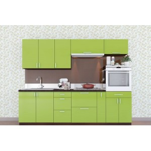 Кухня мода, Кухня №39 (2,4 м) ВІП Мастер