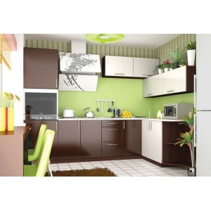 Кухня мода, Кухня №29 (2,8х1,7 м) ВІП Мастер