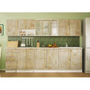 Кухня аліна, Кухня (2,6м) Меблі Сервіс