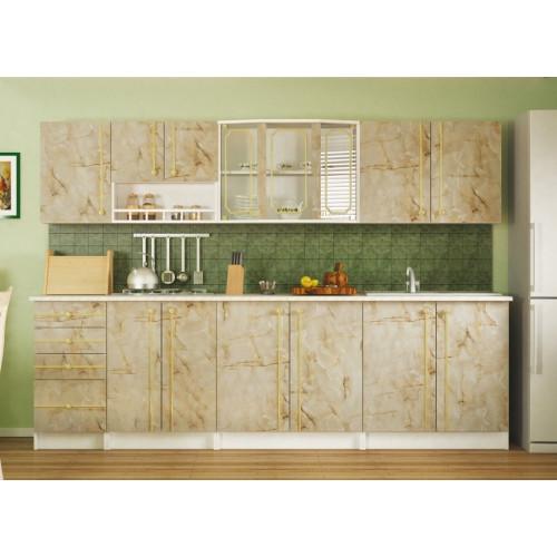 Кухня алина, Кухня (2,6м) Мебель Сервис