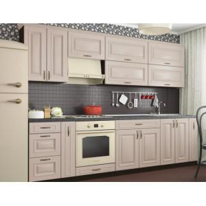 Кухня amore classic, Кухня №4 (2,8 м) ВІП Мастер