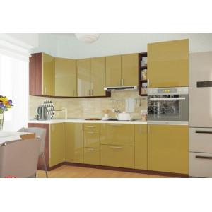 Кухня колор-микс, Кухня №15 (1х2,7 м) ВИП Мастер