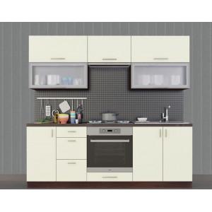Кухня мода, Кухня №1 (2,2 м) ВИП Мастер