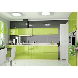 Кухня мода, Кухня №24 (2,8х1,2 м) ВИП Мастер