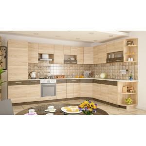 Кухня грета, комплект №1 Мебель Сервис