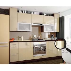Кухня мода, Кухня №13 (2,4 м) ВИП Мастер