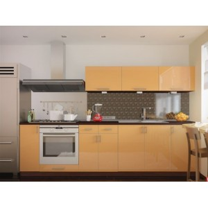 Кухня колор-микс, Кухня №20 (2,8 м) ВИП Мастер
