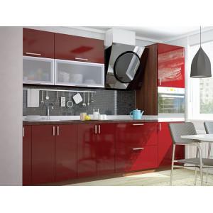 Кухня мода, Кухня №17 (3 м) ВИП Мастер