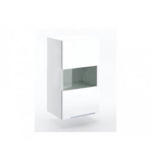 Верх 40в витрина 720мм (40вв/720), кухня флоренц, lв-1412-wb/lv Миромарк