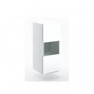 Верх 30в витрина 720мм (30вв/720), кухня флоренц, lв-1312-wb/lv Миромарк