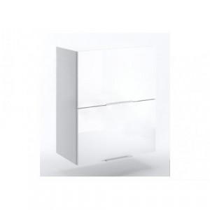 Верх 60в горизонтальна 720мм (60вг/720), кухня Флоренц, LВ-1622-WB/LV Міромарк