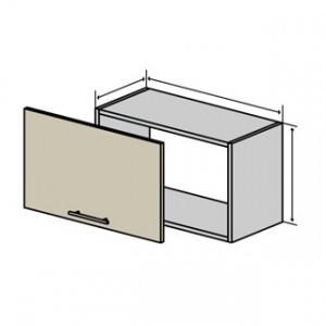 №10 верх окап (стандарт), кухня interno ВІП Мастер