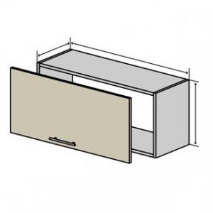 №11 верх окап (стандарт), кухня interno ВІП Мастер