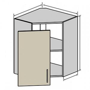№14 верх кутовий (стандарт), кухня interno ВІП Мастер
