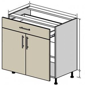 №31 низ (стандарт), кухня interno ВІП Мастер