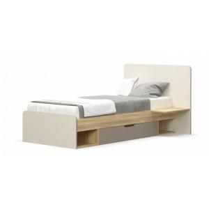 Кровать_900, детская модульная лами Мебель Сервис