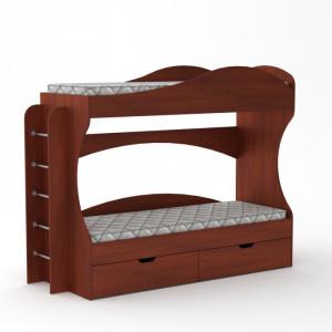 Двоярусне ліжко Бриз (Компаніт)