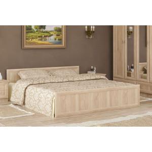 Кровать 1600, спальня соната Мебель Сервис