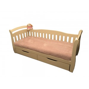 ліжко домінік Lunasvit