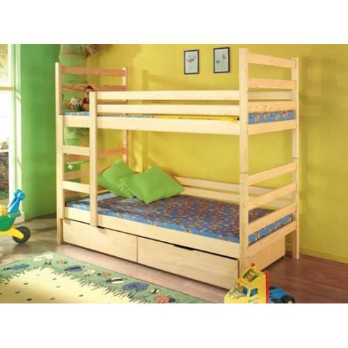 Кровать двухъярусная Шрек Дримка