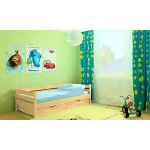 Кровать нота (массив) Естелла