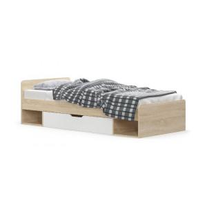 Кровать_900, модульна система типс Мебель Сервис