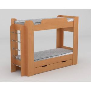 Двоярусне ліжко Твікс (Компаніт)