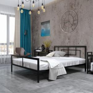 Кровать Квадро Металл-дизайн