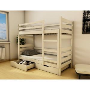 Ліжко двоярусне амелі Lunasvit