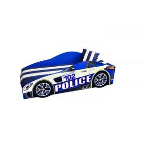 Детская кровать машинка элит police e-8 Viorina - Deko