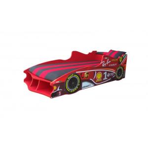 Детская кровать машинка formula Viorina - Deko